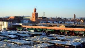 marakeš maroko