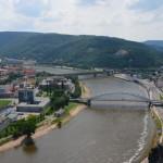 Mariánská skála v Ústí nad Labem