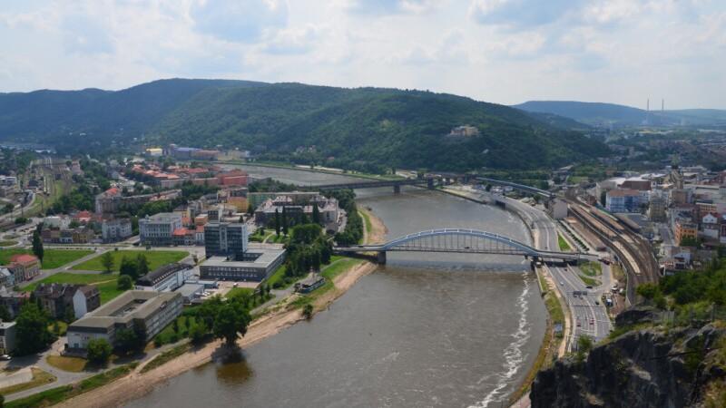 mariánská skála Ústí nad Labem