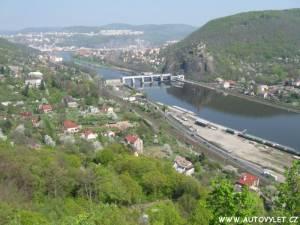 Masarykovo zdymadlo v Ústí nad Labem Střekov