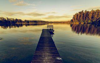 Mazurská jezera - dovolená v Polsku