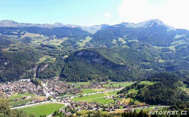 Meiringen Švýcarsko