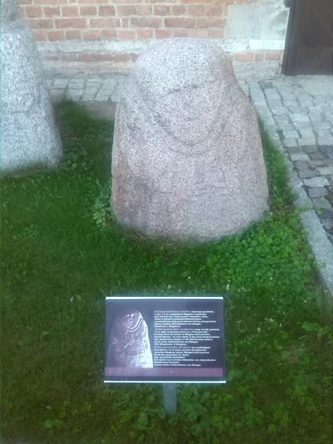 menhiry dlouhé pobřeží polsko