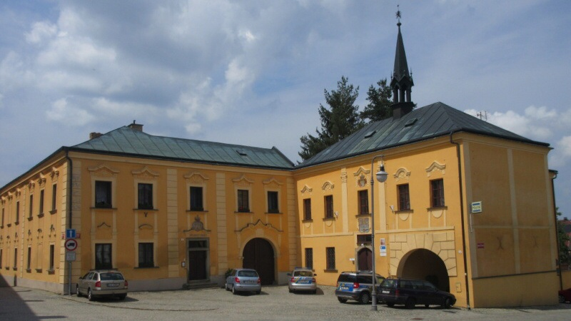 Město Polná - děkanství