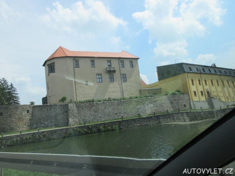 Město Polná - hrad