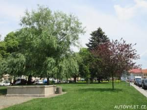 Město Polná - Husovo náměstí
