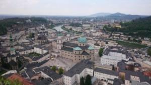 město salzburg rakousko 2