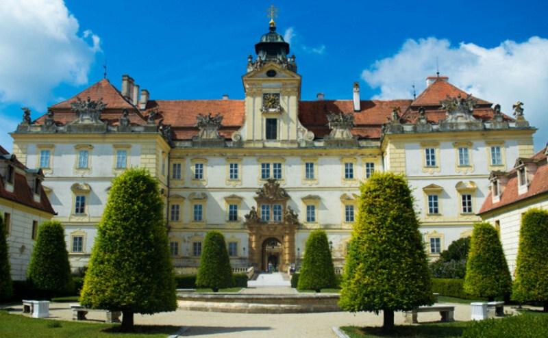 Město Valtice na Moravě 1