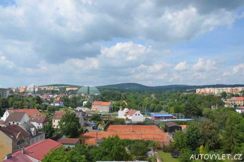 Městská vyhlídková věž Jirkov 3