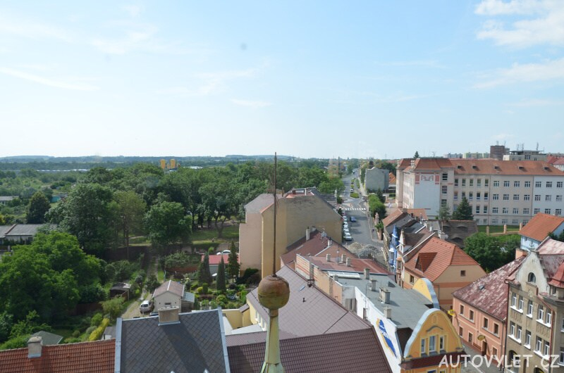 Městská vyhlídková věž Jirkov 4