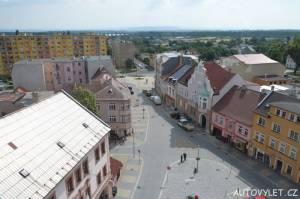Městská vyhlídková věž Jirkov 6