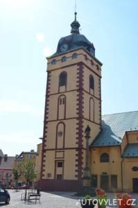 Městská vyhlídková věž Jirkov 7