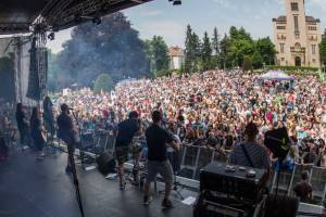 Mezi ploty bohnice hudební festival