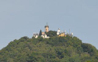 Milešovka hora - České středohoří