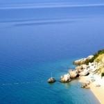 První dovolená a ubytování v Chorvatsku v městečku Mimice