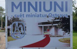 Miniuni svět miniatur Ostrava
