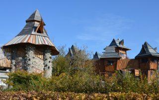 Mirakulum Milovice zábavní park - hrad