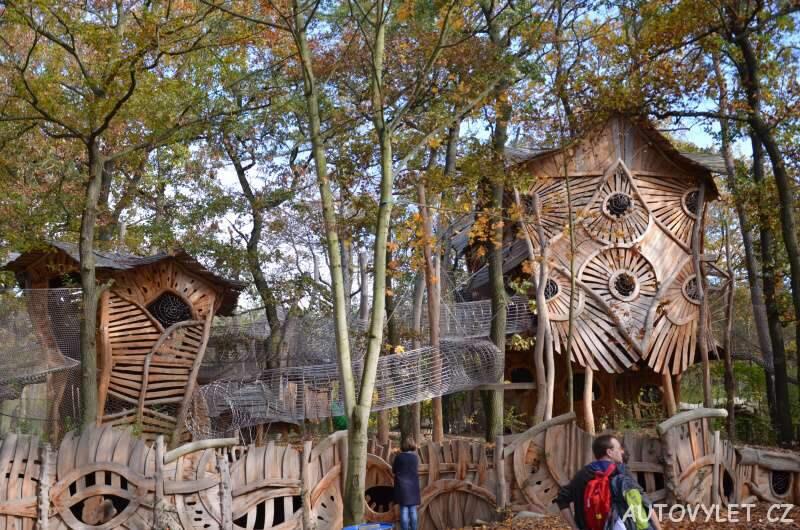 mirakulum milovice zábavní park - lesní město