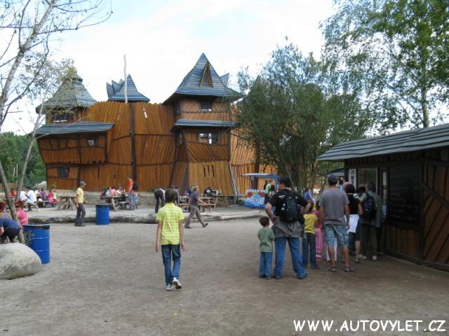 mirakulum park milovice