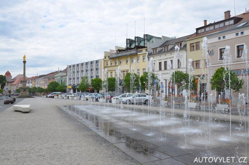 Mladá Boleslav - Staroměstské náměstí