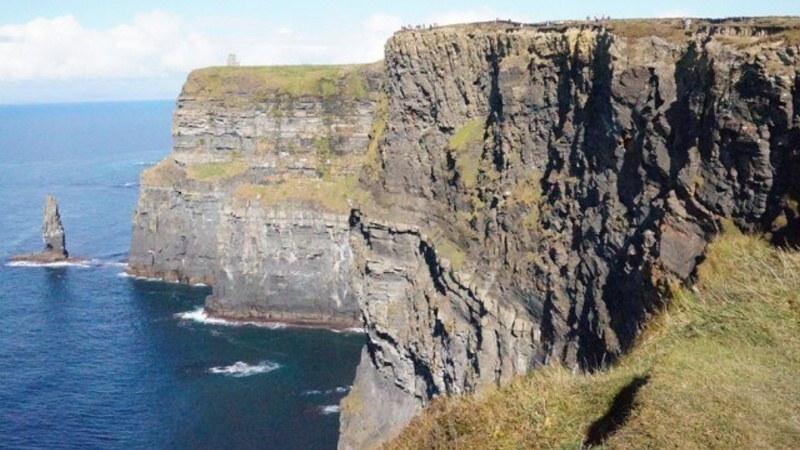 moherské útesy - cliffs of moher