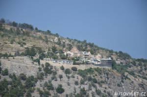 Monastery Arhangel Mihail - Thasos Greece