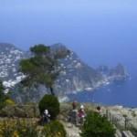 Baia Domizia letovisko a Neapolský záliv v Itálii