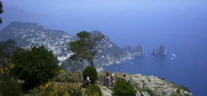 Monte Solaro Itálie