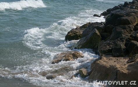 moře obzor bulharsko