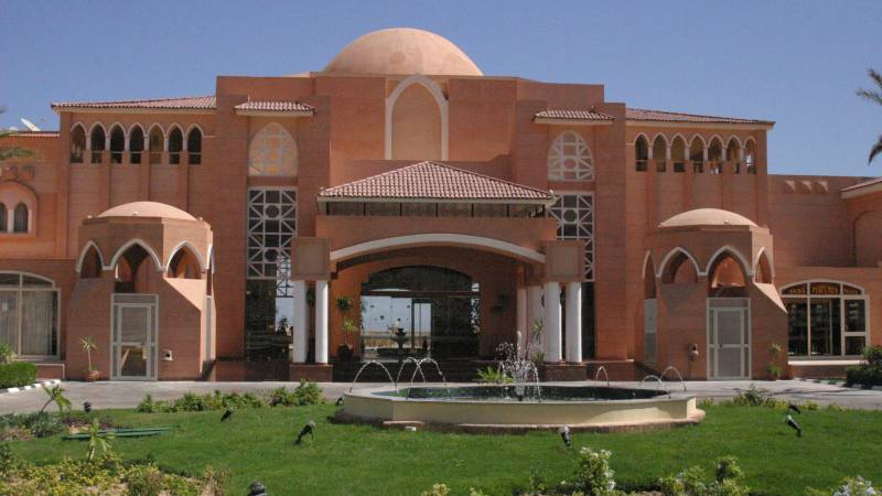 morgana beach resort hotel egypt