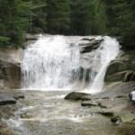 Mumlavské vodopády jsou prima výlet z Harrachova