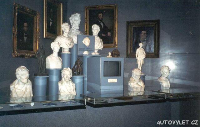 muzeum americké historie - washington usa