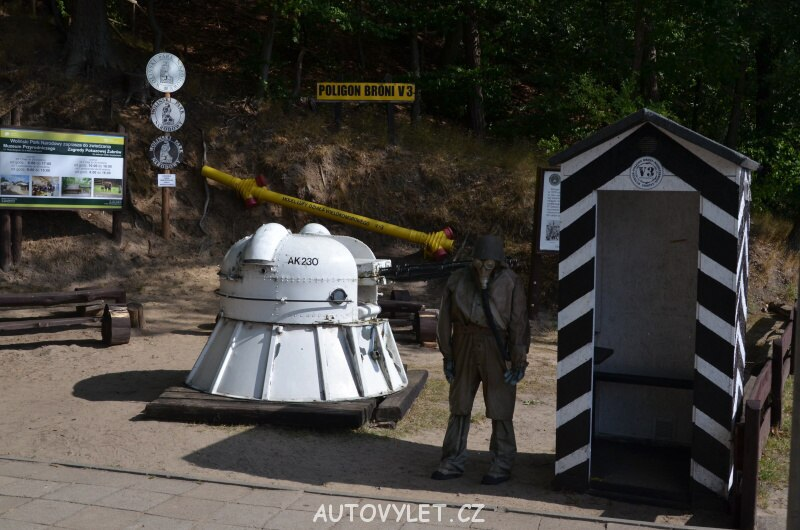 Muzeum bunkier V3 - Mezizdroje Polsko 2