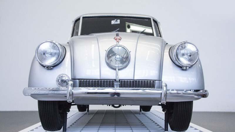 Muzeum historických aut v ČR