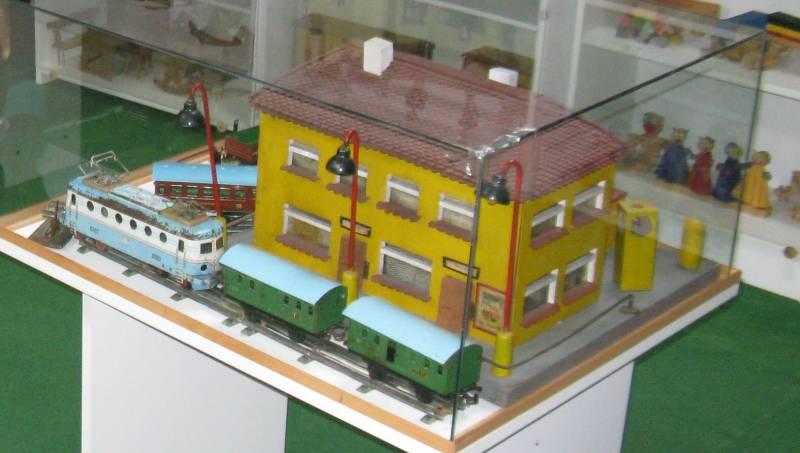 muzeum hraček kašperské hory