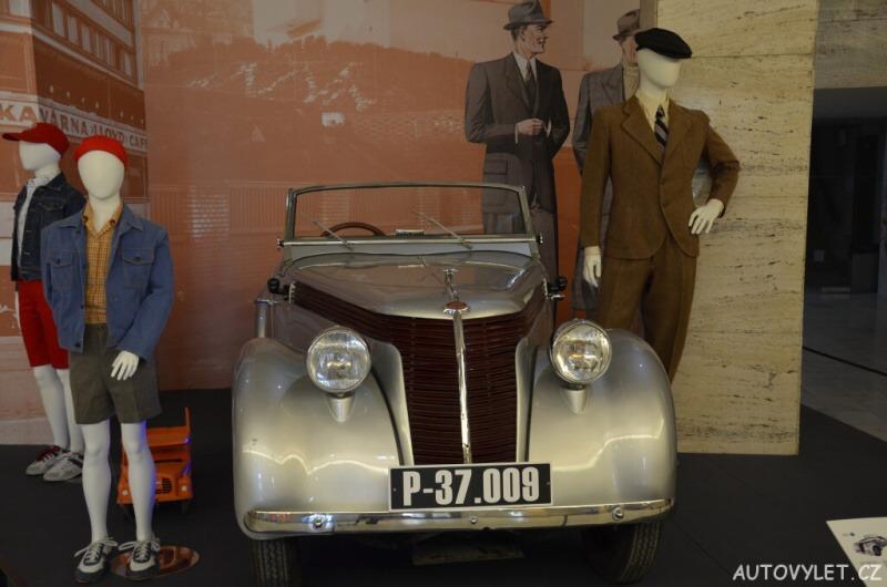 Národní muzeum Praha - retro výstava