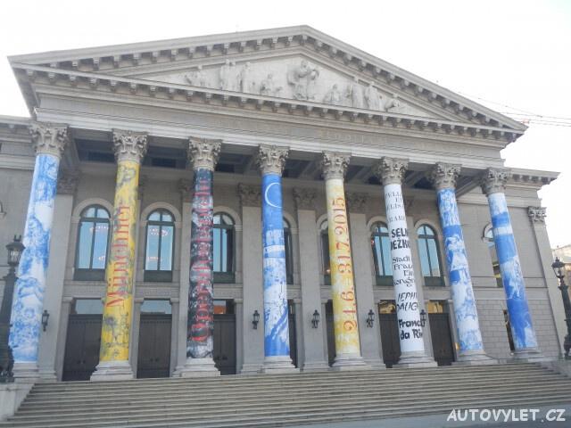 Národní opera v Mnichově
