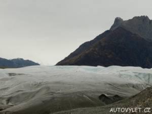 Národní park Wrangell-St. Elias, USA - ledovec