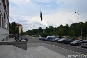 Národní technické muzeum Praha - parkování