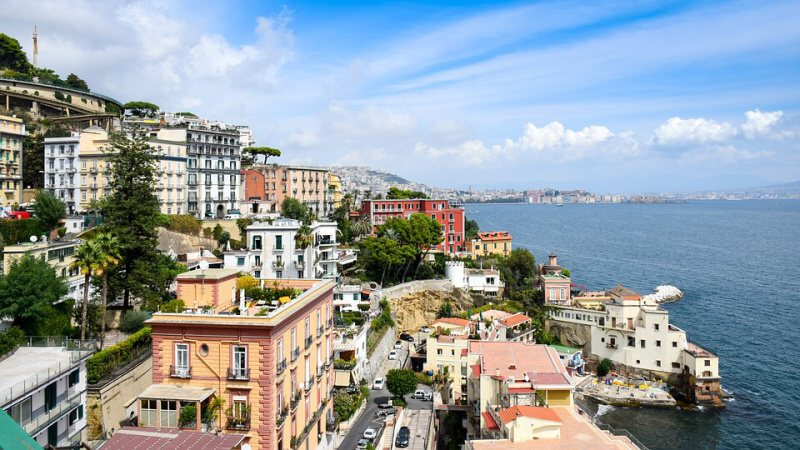 Neapol Itálie