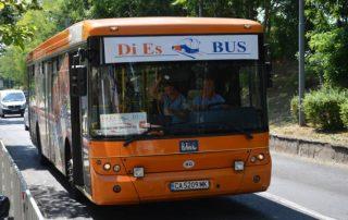 nesebar bulharsko autobusem