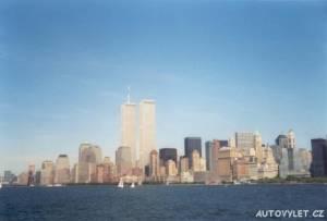 New York - Manhattan - Dvojčata