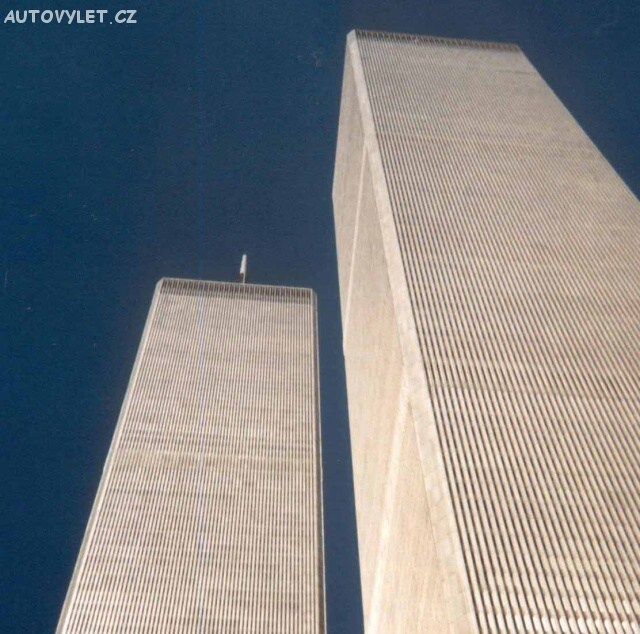 New York - Twin Towers - Dvojčata