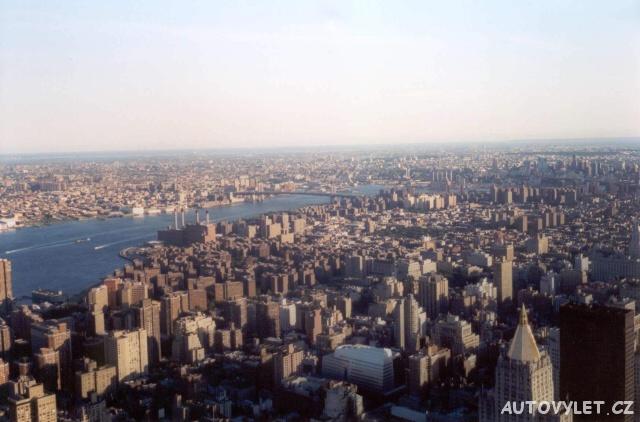 New York z Empire State Bulding 1