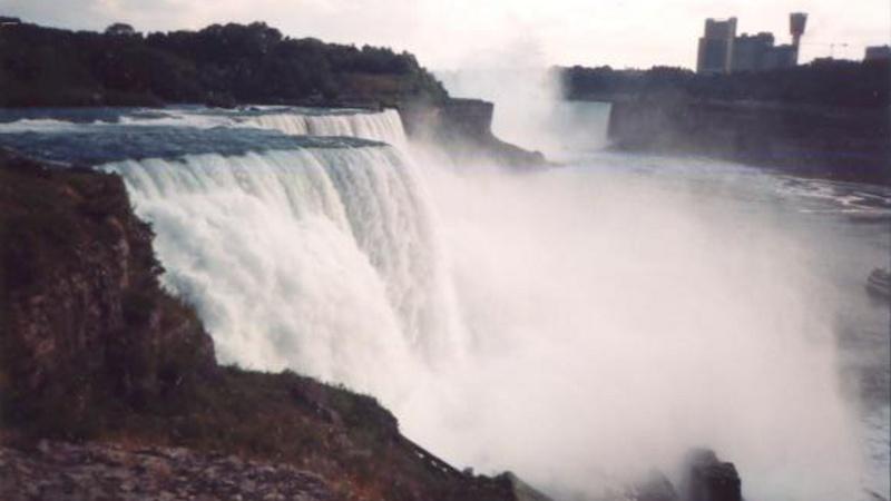 niagárské vodopády - niagáry