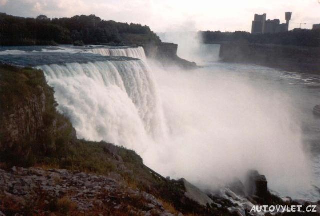 Niagárské vodopády - USA 2