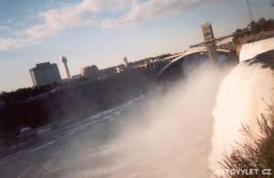 Niagárské vodopády - USA 3