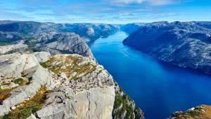 norsko fjord