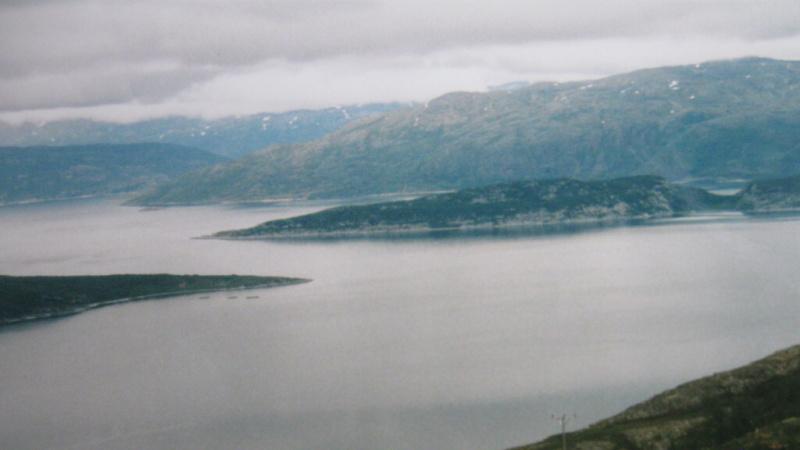 norsko fjordy