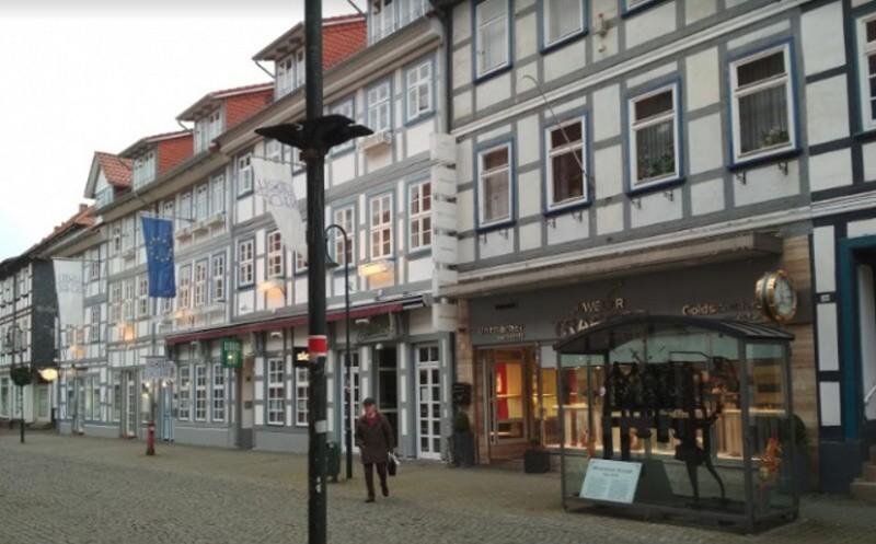 Northeim Německo